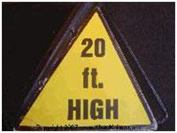20ft High